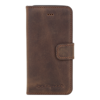genuine leather case for iPhone 5