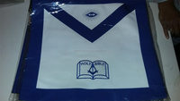 Masonic Holy Bible Blue Lodge Apron | Masonic Apron With Symbols