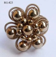 Buy online Wholesales Silver plated Brass Rings jewelry RG-823