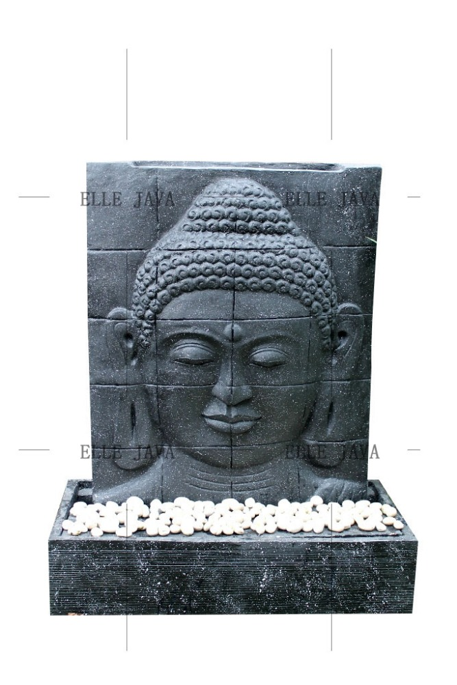 Landscaping Products Buddha Face Water Feature