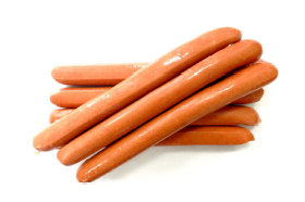 Hot - Dog Sausages WIENERS (Pork, Beef, Spicy, White)