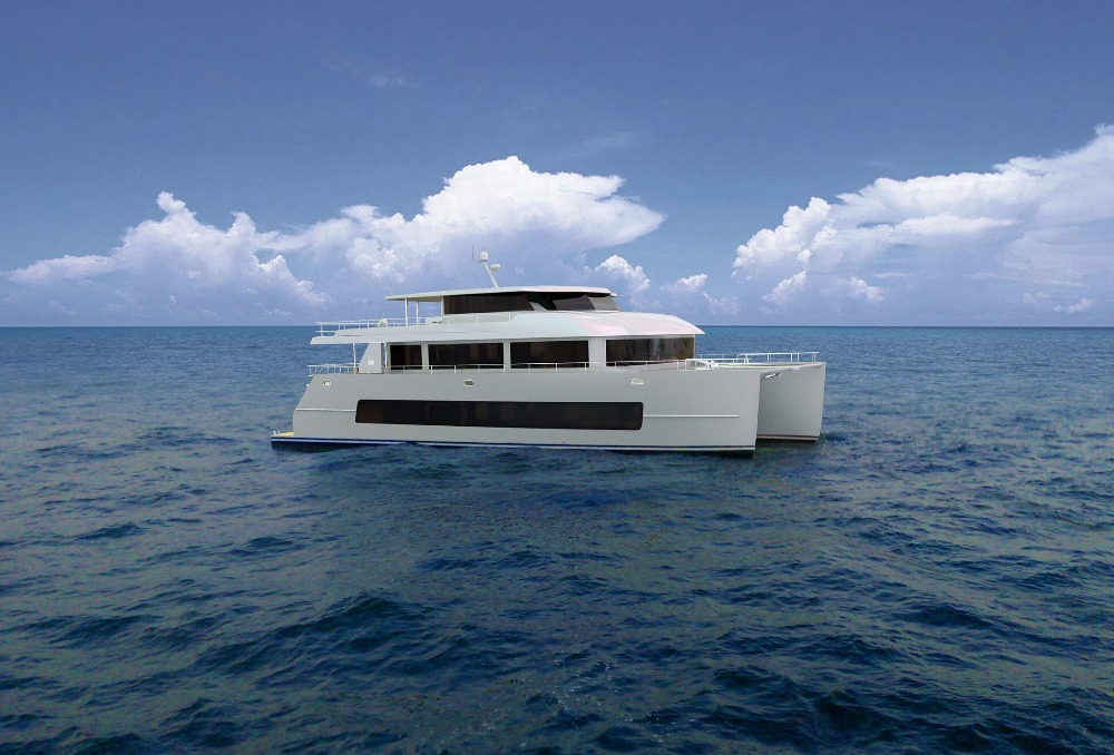 77ft 24m Power Catamaran