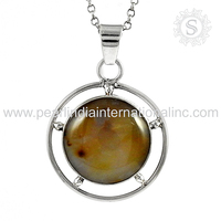 Perfection Of Asian Silver Jewelry 925 Silver Jewelry Pendant Wholesaler