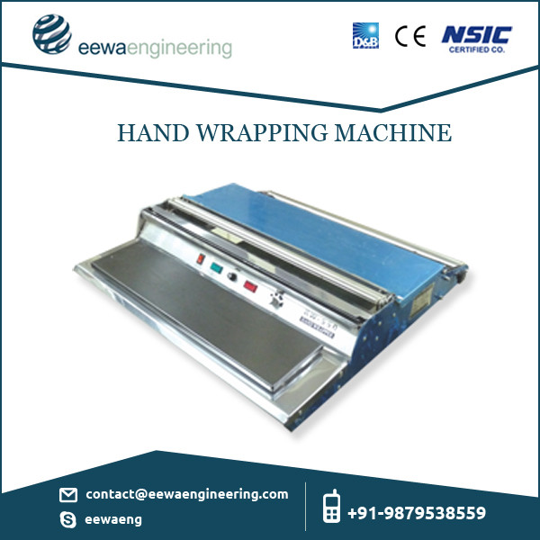Premium Grade Hand Wrapping Machine at Lowest Market Price
