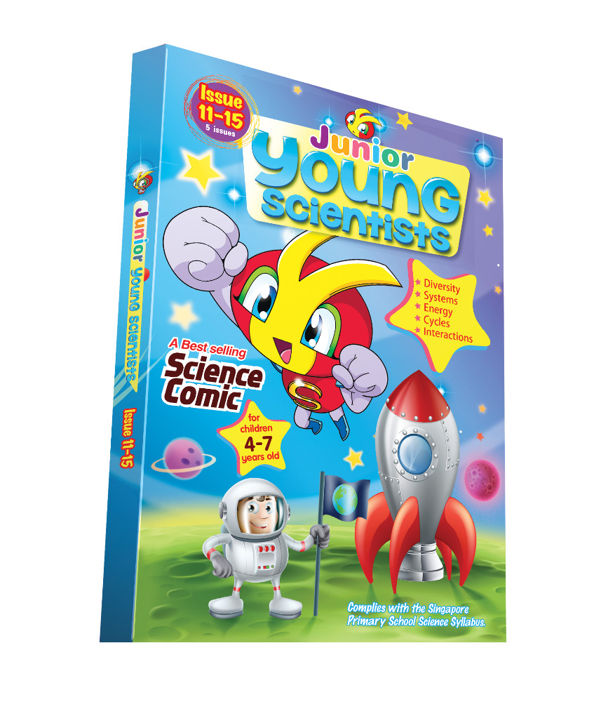 Junior Young Scientists [Science Magazine for Pre-Schoolers]