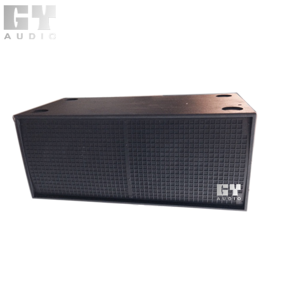LX-218 dual 18 inch empty subwoofer box