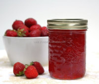 Strawberry Jam , Fruit Jam , Strawberries Jam