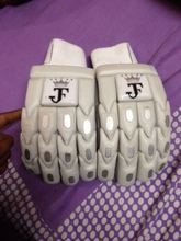 Harmony sports Cricket leather gloves