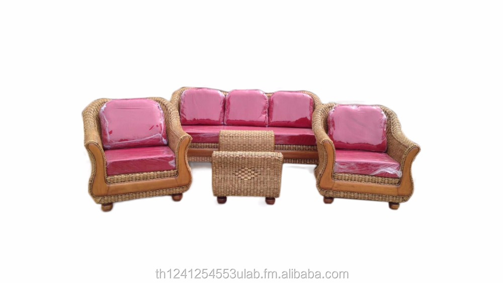 Cheap rattan wicker furniture set