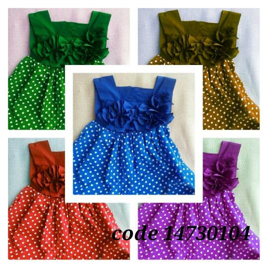 Cotton frock/ dress