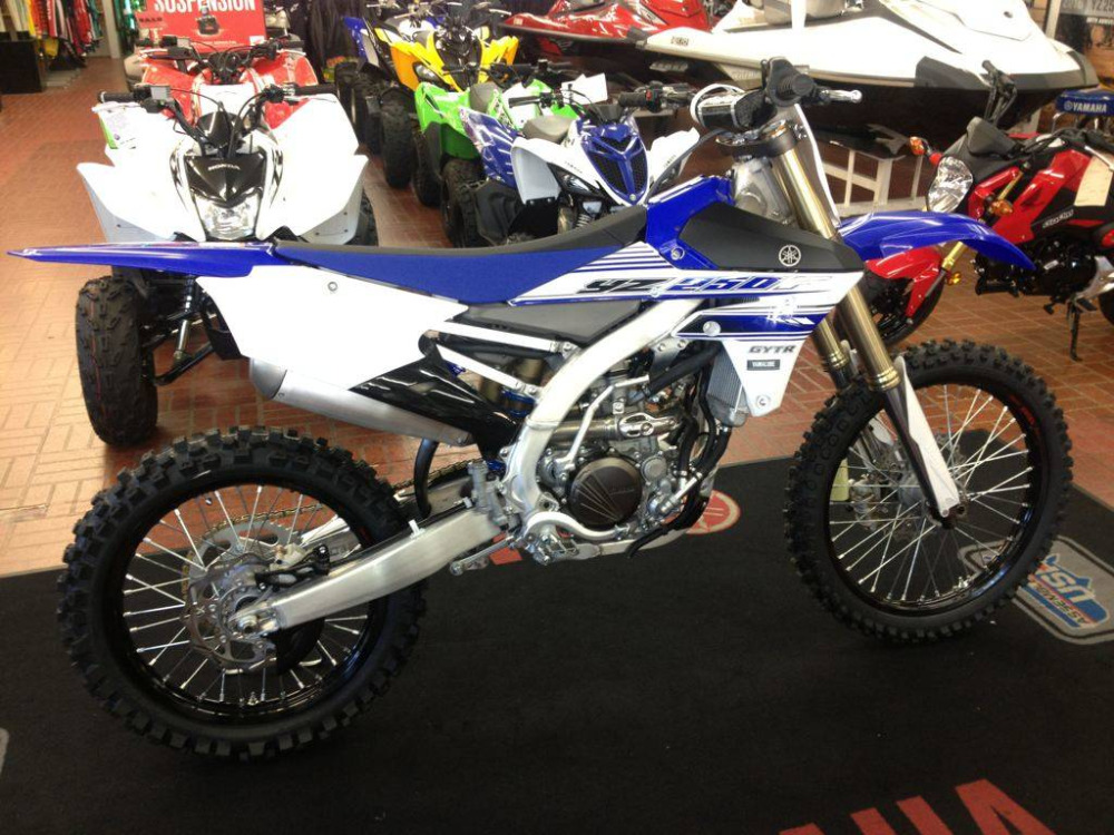 Affordable Price For Used/New 2017 YZ250F Dirt Bike