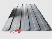 Shipping container roof panel 5 Corrugation aplication building or repairing roof container