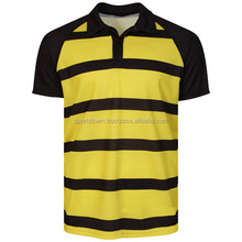 cheap custom Sublimation printed polo shirts, Wholesale raglan sleeve polo shirt design for boys