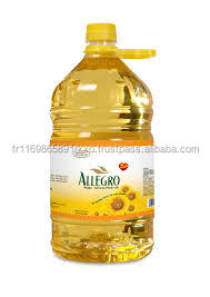 100% Crude Sunflower Seed Oil