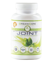 ORGANICORE JOINT - joint support supplement / glucosamine, chondroitin / natural and organic herbal supplements