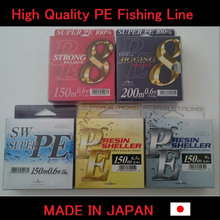 Easy to use made in japan polyethylene braided fishing line at reasonable prices quick delivery