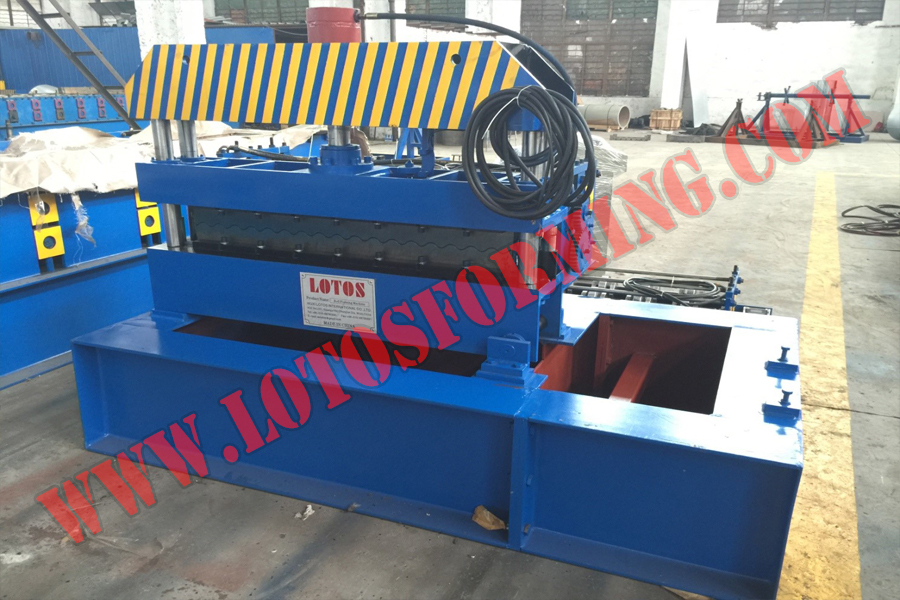 Panel Crimping Machine