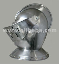 Closed Helmet