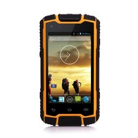 waterproof smartphone new arrive 4inch 1GB+8GB high configuration low price IP68 phone rugged cellphone