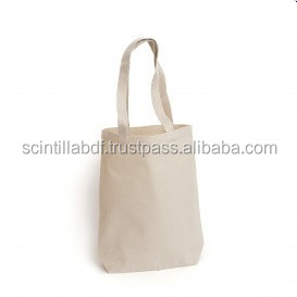 TCC004, Free Shipping,MOQ100pcs,Nature Cotton Canvas Shopping Bag,Custom accept