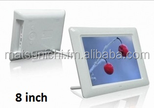 "7""/8""/10""/12""/15""/17""/19"" Digital Photo Frame at CHEAPEST PRICES with rechargeable batteries"