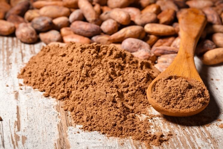 Quality Raw Organic Cacao Powder