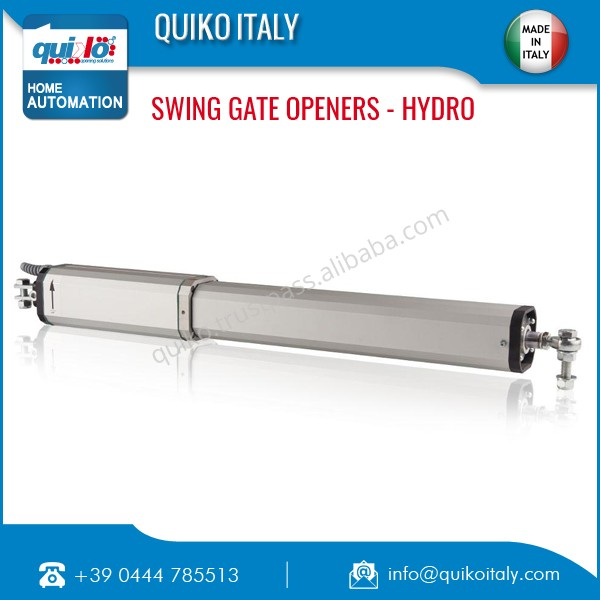 Italian Hydraulic Automatic Gate Opener Made in Italy