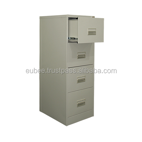 4 Drawers Steel Filing Cabinet