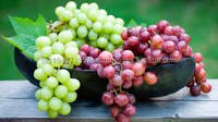 Fresh table grape red globe grape red grape