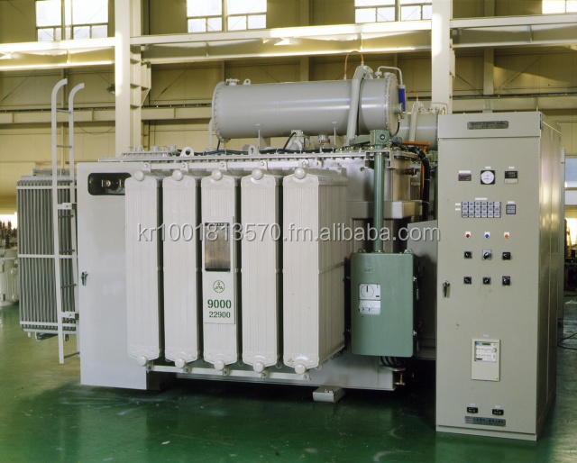 Oil Immersed Type Distribution Transformer In Korea