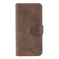 brown case for smart phone
