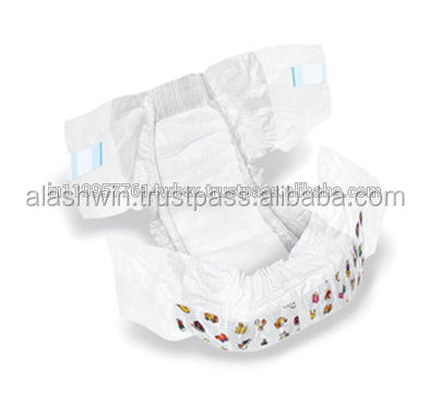 Quick Absorbtion and Dry high quality sleepy baby diaper