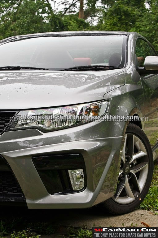 KIA Koup (Design B) ABS car bodykit