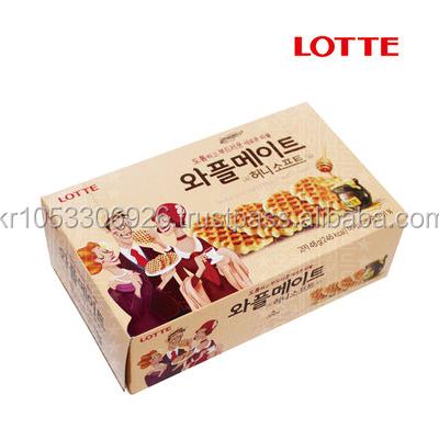 [KOREA FOOD&SNACK] LOTTE Waffle Mate