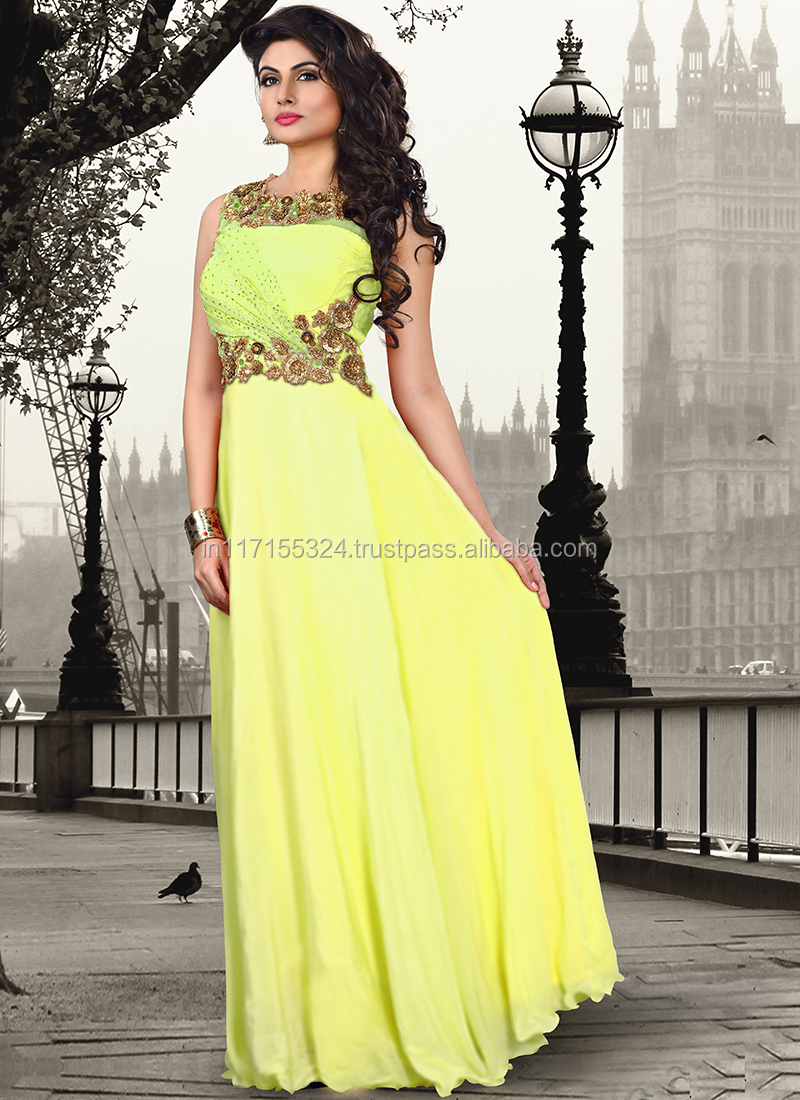 Latest Design Ladies Long Formal Evening Gown Online Store