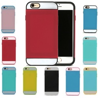 "Slim Stash Card Wallet Case for iPhone 6 and 6s 4.7"" Wholesale Los Angeles"