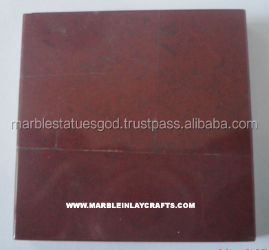 Decorative Red Jasper Natural Stone Wall Tile