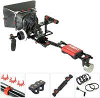 Filmcity Basic Shoulder rig kit For Blackmagic Pocket Cinema Camera (FC-BMPC-KIT)