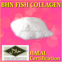 Halal effective Japan fish collagen for skincare material
