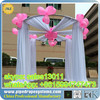 drapery hardware portable systems pipe and drape Made in China RK telescopic pipe and drape tent