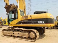 Used Construction Equipment For Africa Caterpillar 330C Excavator / Used Cat 330C 336D 340D 345C 345D 349D Digger