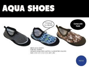 MENS AQUA SHOES #AG9045