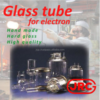 Handmade glass tubing with resistant to thermal shock , Original design available