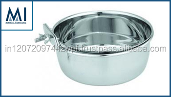 Stainless Steel coop cup with nut holder