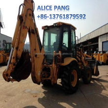 Used LIUGONG Backhoe for construction