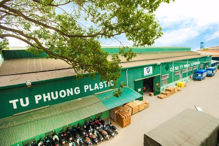 HDPE/LDPE food packaging plastic transparent Vietnam - Tu Phuong plastic