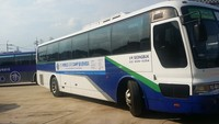 used korean bus for sale