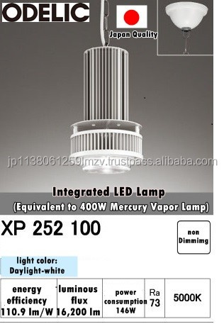 Energy saving high-ceiling LED bulb lamp with built-in power source
