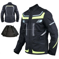 600D Cordura Winter Motorcycle Jacket / Motorbike Clothing