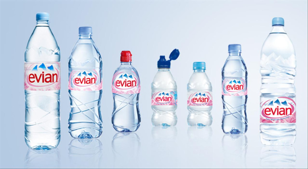 Natural Evian Mineral Water from FRANCE